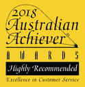 2018 Australian Achiever Awards - Real Estate Services