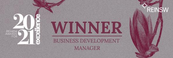 2021 Winner REINSW BDM