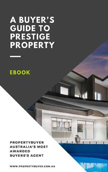 A Buyer's guide to prestige property - cover