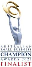 Australian Small Business Champion Awards 2021 - Finalist