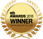 red Awards 2018 Winner