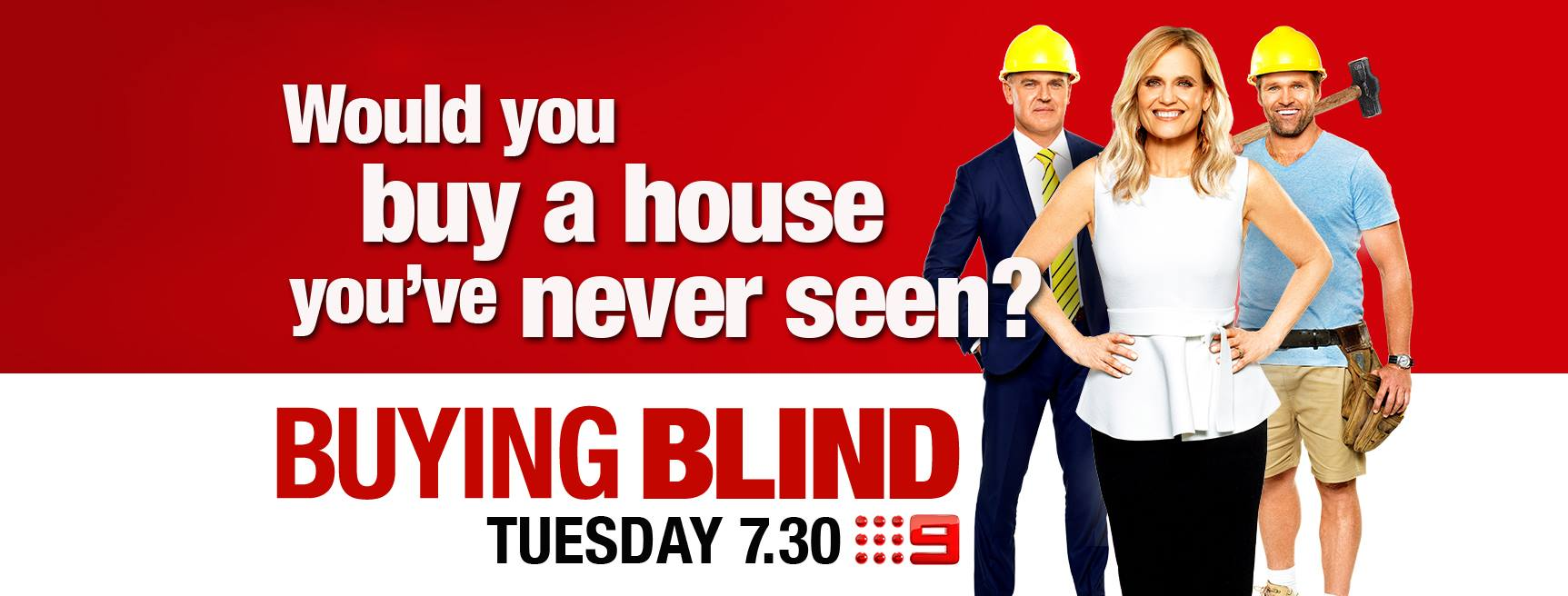 Buying Blind Tuesday 7.30