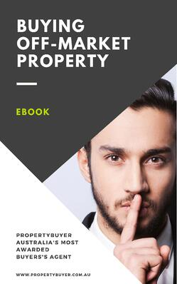 Buying off-market property - cover