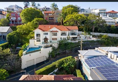 Brisbane's Most Expensive Suburbs 2021 - June 2021