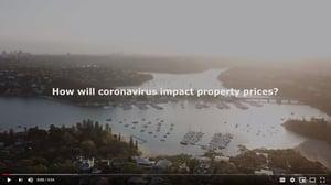 How will coronavirus impact property prices - April Market Update