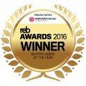 Winner Award Buyers' Agent of the year 2016