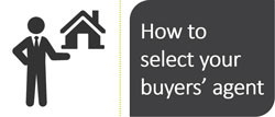 how to select your buyers' agent