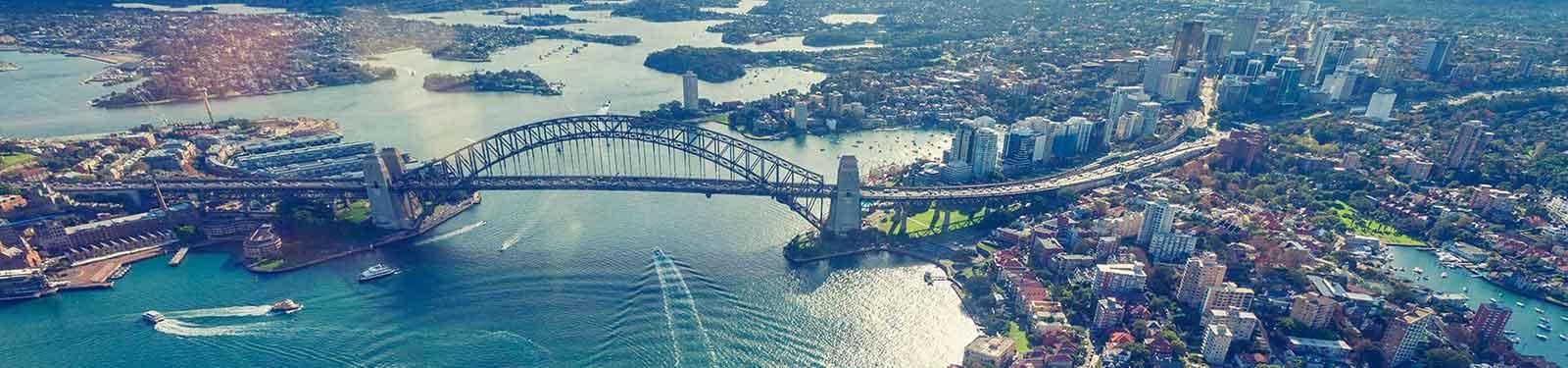 Sydney bridge NSW