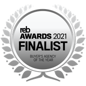 REB 2021 - Buyers Agency of the Year - Finalist