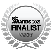 REB 2021 - Buyers Agent of the Year - Finalist