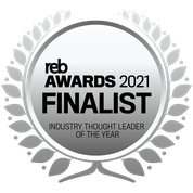REB 2021 - Industry Thought Leader of the Year - Finalist