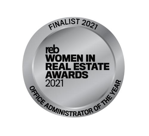 REB2021_FINALISTS__Office Administrator of the Year