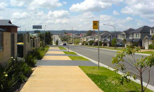 hills district property