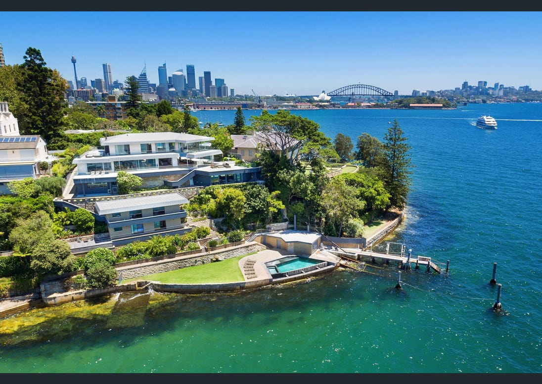 Sydney's Most Expensive Suburbs 2021 - June 2021