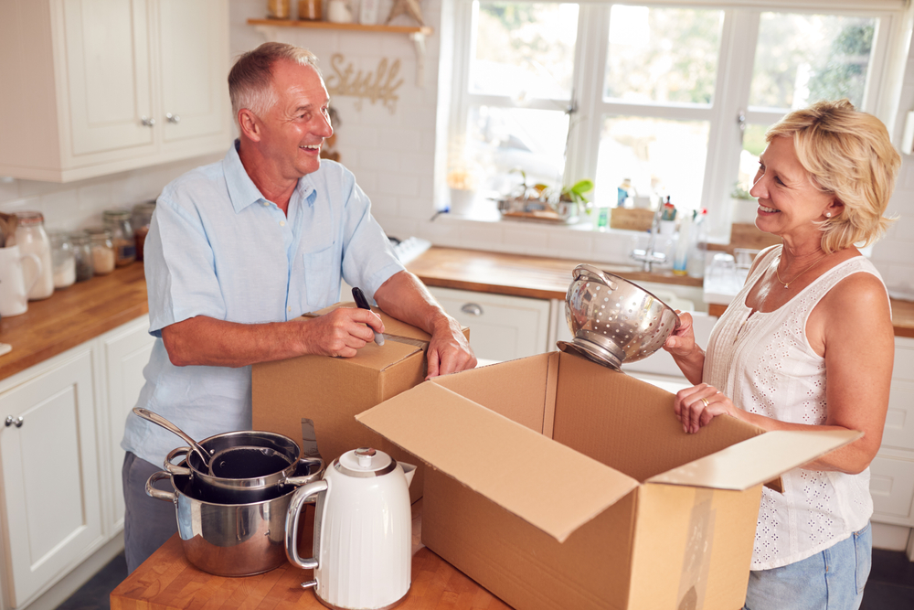 The Best Time Ever to Downsize Your Home - May 2021