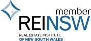 Realestate Institute NSW member