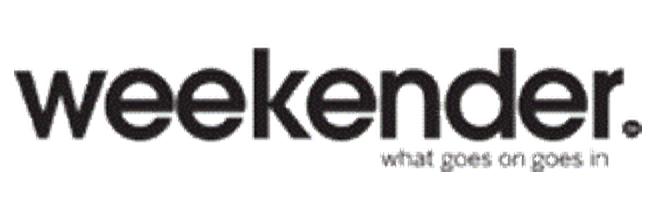 News Logo - weekender logo