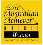 2016 Australian Achiever Awards Winner
