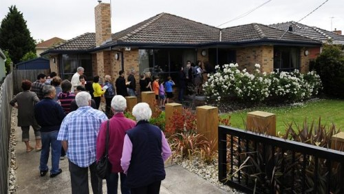 May 2015 - Get in Front of the Queue in Sydney's Property Market