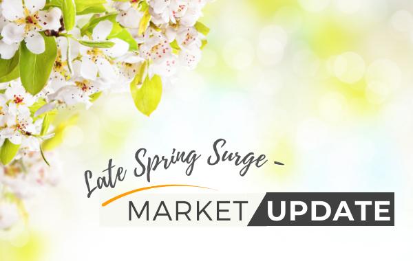 Late Spring Surge - October Market Update
