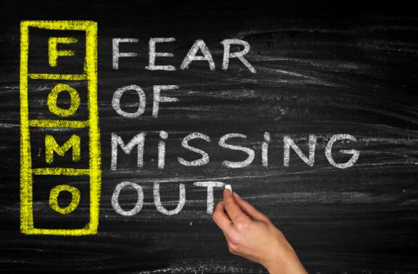 The Buying Frenzy: End Not in Sight - April 2021